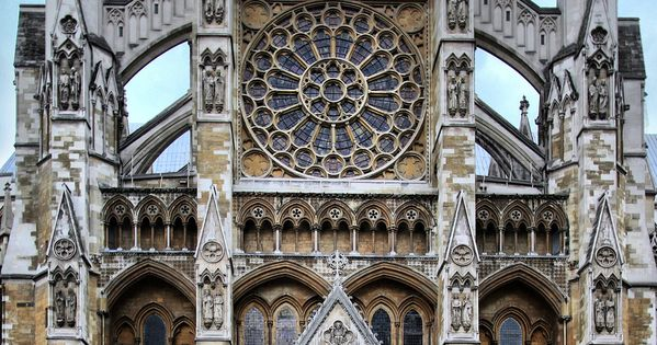 Church of England - Westminster Abbey, London, England, was founded in 960,