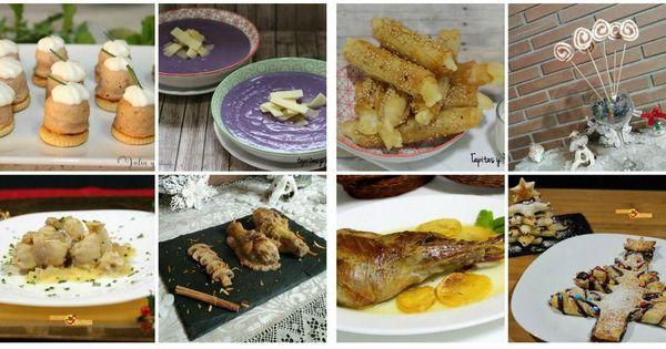 el men definitivo para comidas y cenas navideas cocina navidad pinterest comidas plato and recetas