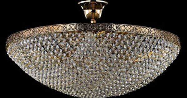 Https Www Casa Padrino De Casa Padrino Barock Kristall Decken Kronleuchter Gold 50 X H 29 Cm Antik Stil Moebel Deckenleuchten Kronleuchter Gold Hangeleuchte