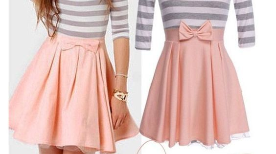 20 Cute Outfits for School | Girly girls, Girly and School