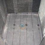 Diy Preparing Shower For Concrete Or Tile Shower Pan Liner