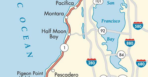 The list is endless, but a few places we should hit: Alcatraz,
