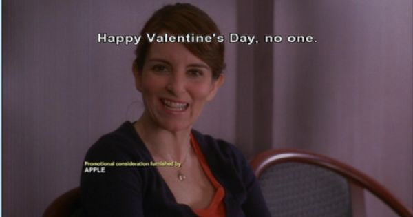 30 rock valentine's day cards