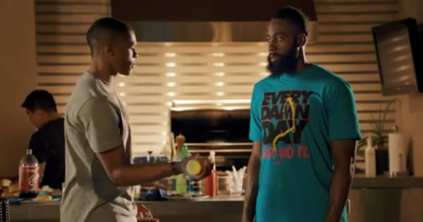 New Footlocker Commercial Starring Russell Westbrook And James Harden Very Funny Video Tv Commercials Rhetorical Appeal Viral Videos