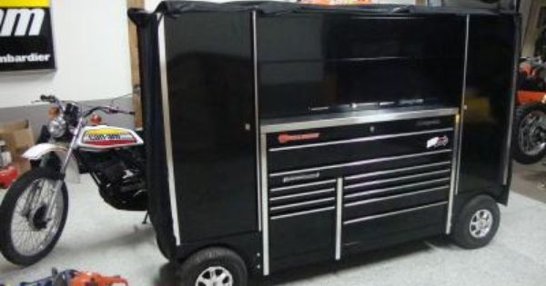 Snap On Pit Wagon Tool Box Cars For Sale Pinterest
