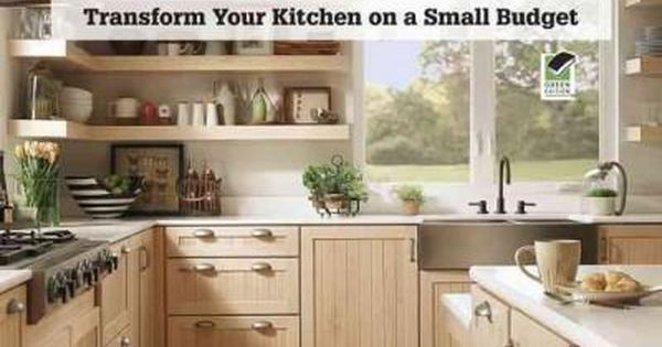 Affordable kitchen upgrades transform your kitchen on a for Kitchen upgrades on a budget