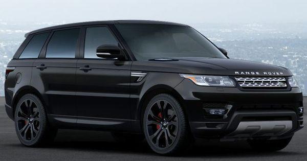 range rover sport 2014 black zero 2 turbo car blog. Black Bedroom Furniture Sets. Home Design Ideas