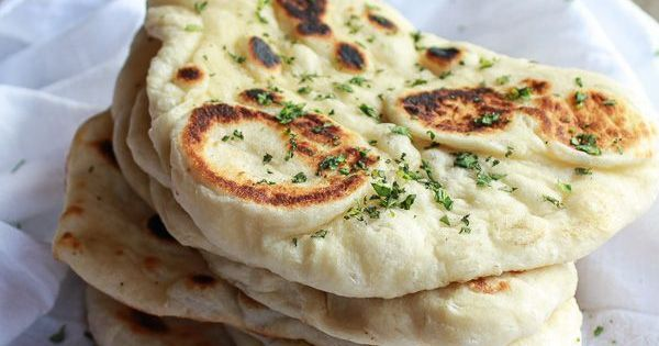 Naan, Spinach muffins and Homemade on Pinterest