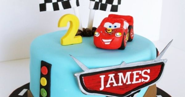 mater birthday cake instructions