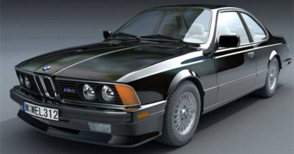 Motor N Top 10 Best Bmws Of All Time Bmw E24 Bmw Classic Cars Bmw