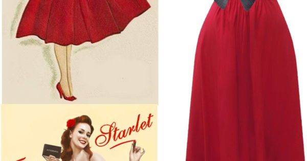 """Vintage Christmas Outfit"" by emmaaime on Polyvore"