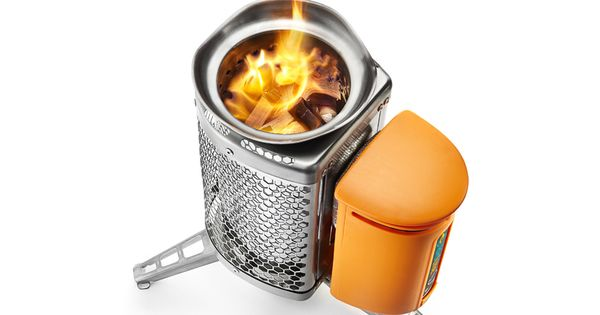 Stove burns wood, Charges USB-powered gadgets on the side | Gear Review