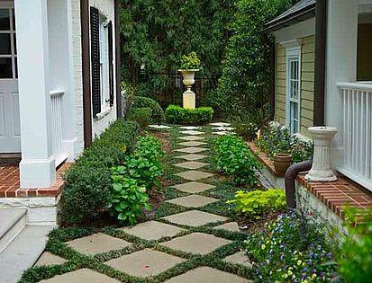 pretty garden path ▇ Home