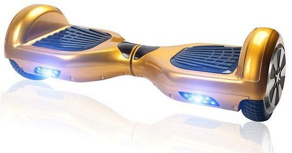 streetsaw hoverboard v6 5 beginner gold hoverboards. Black Bedroom Furniture Sets. Home Design Ideas