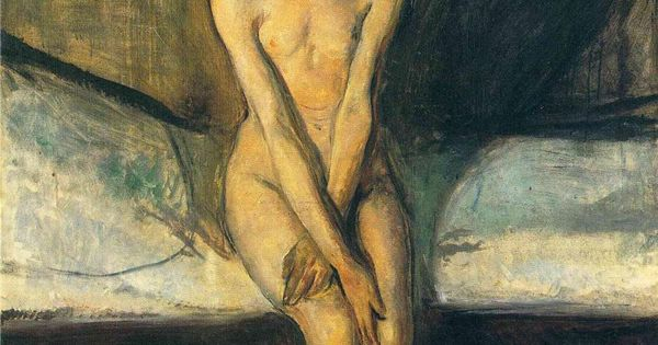Nude Art Gallery: The Nude Art of Edvard Munch
