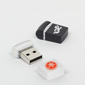 Micro Plastic Usb Flash Drive