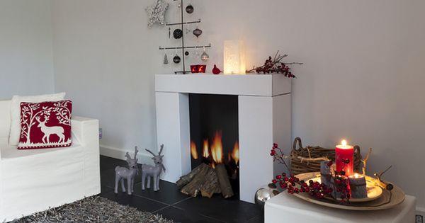 Heb jij thuis geen haard maar wil je tijdens de komende feestdagen wel genieten van de sfeer - Haard thuis wereld ...