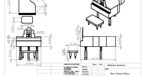 grand piano cad drawing ergonomics. Black Bedroom Furniture Sets. Home Design Ideas