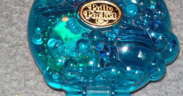 Polly pocket bubbly bath badezimmer bad 80er 90er jahre for Badezimmer 80er jahre