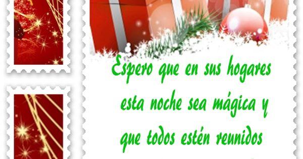 Postales con palabras para desear fel z navidad esposa - Tarjetas de navidad para enviar ...