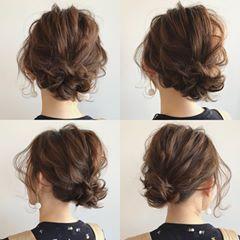 Pin By みか On Hair Arrange Groom Hair Styles Short Hair