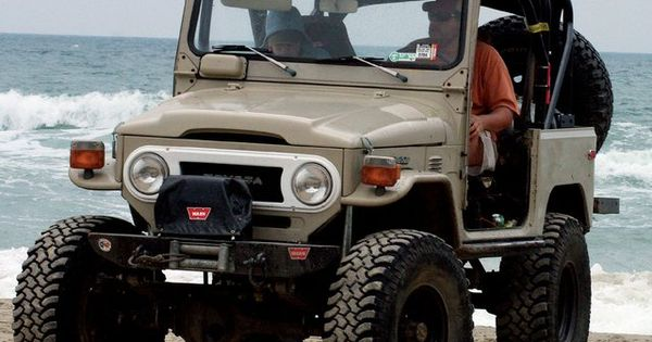 Toyota FJ..... FJ40 FJ41 FJ42 was a two-door short wheelbase 4WD vehicle,