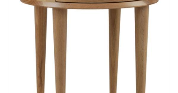 Stockholm Side Table With Drawer Matt Blatt 295 J Pinterest Stockholm Drawers And