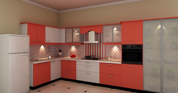 I Shaped Modular Kitchen Design Designer By Design Indian Kitchen Company Call 91 9899264978