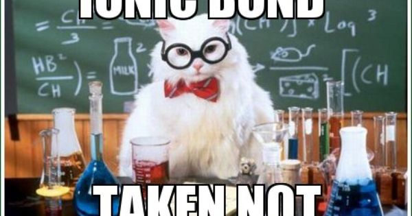Funny Clean Names: Names Bond, Ionic Bond