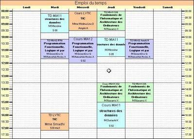 Telecharger Exemple Planning Hebdomadaire Excel Gratuit Logitheque Emploi Du Temps Planning Horaire Planning De Travail