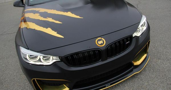 Bmw M4 By Impressive Wrap Rides Pinterest Bmw M4