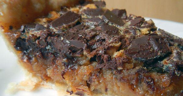 Maple-Hazelnut Pie Recipe — Dishmaps