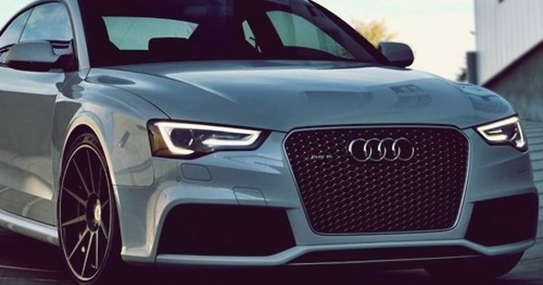 Audi RS5 -- Why can't I have all the cars in the
