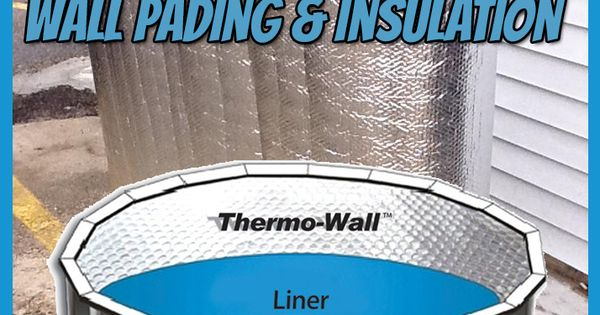Thermo Wall Pool Insulation Thermo Wall Sku Bc274 1 Customer Reviews Insulation Walls And