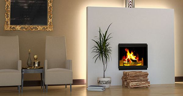 indirekte beleuchtung hinter kamin kamin pinterest interior garden fire places and. Black Bedroom Furniture Sets. Home Design Ideas