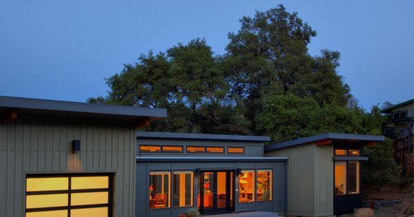 Just Completed Stillwater Dwellings Prefab Home In Santa