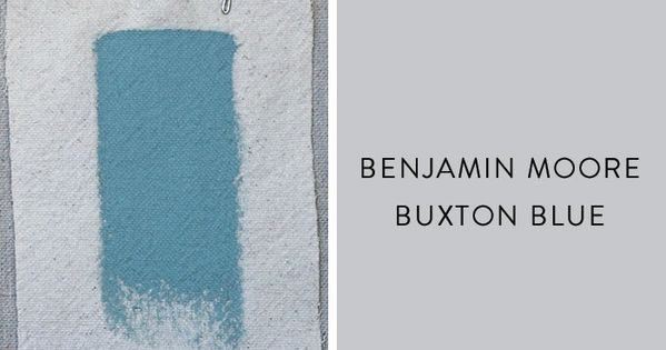 Palette Paints Coastline Inspired Blues Buxton Colors And Paint Line