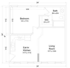 In Law Suite 3 Optional Rooms Modular Home Floor Plans Inlaw Suite House Floor Plans
