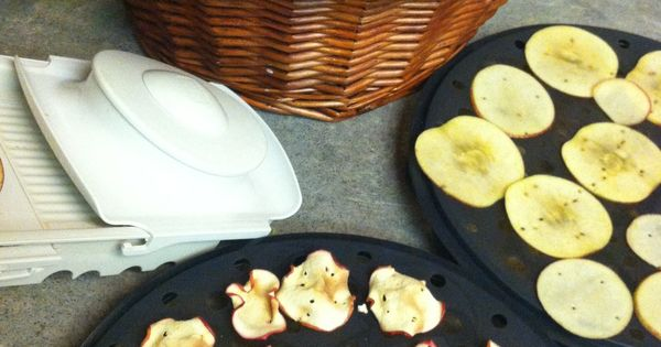 how to make pampered chef potato chip maker
