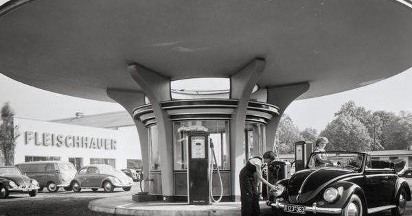 tankstelle bei fleischhauer fr belstr 50823 k ln ehrenfeld 1955 gas stations pinterest. Black Bedroom Furniture Sets. Home Design Ideas