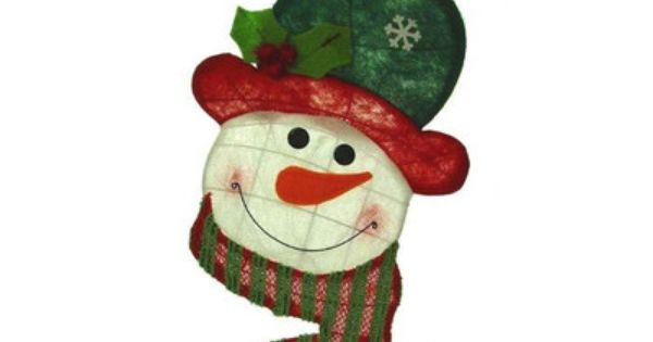 23 Led Snowman Wall Hanging Assorted Wall Hanging Christmas Decorations Christmas Ornaments