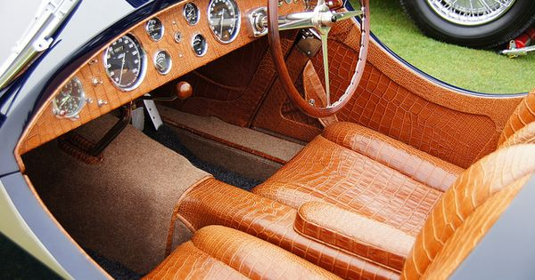 1937 bugatti type 57sc croc interior bugatti car interiors and cars. Black Bedroom Furniture Sets. Home Design Ideas