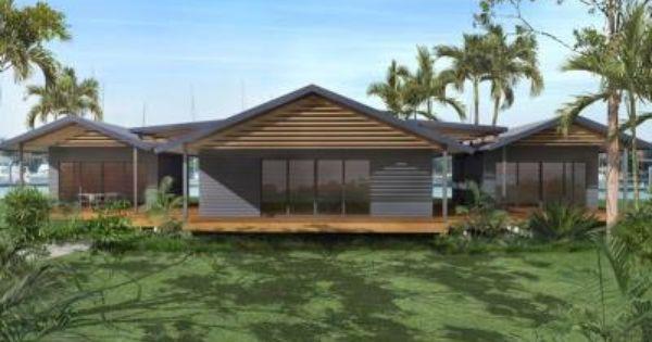 Modern kit houses australia