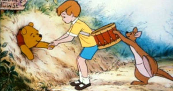 The Many Adventures Of Winnie The Pooh Disney Movies Winnie The Pooh Pooh Winnie