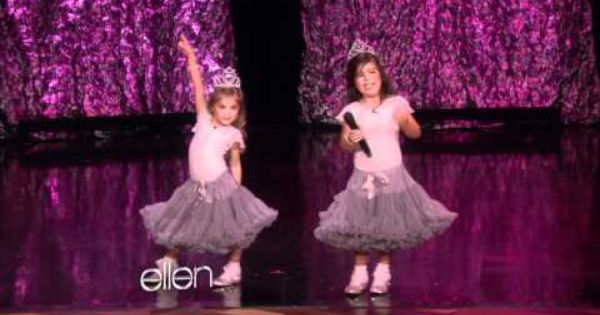 Sophia Grace and Rosie Rap! Makes me smile