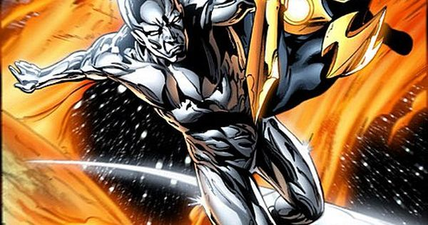 Nova vs Silver Surfer - artist? | * Comics: Marvel ...