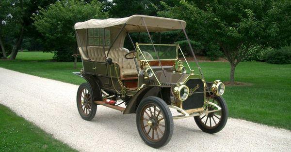 1910 Buick Model F Buick Motor Division Detroit