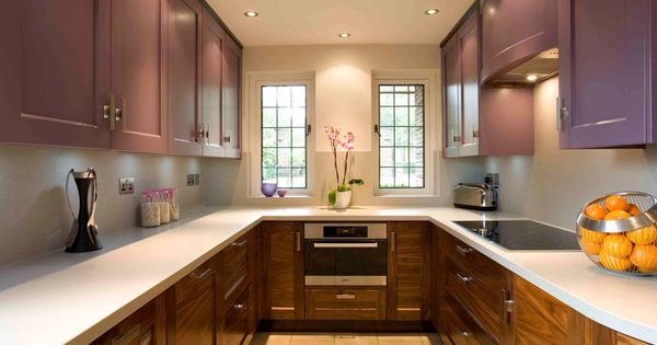 Small u shaped galley kitchen designs u shaped kitchen for Small u shaped galley kitchen designs
