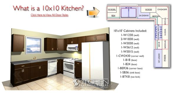 10x10 kitchen but flipped ames rental pinterest for Kitchen cabinets 8x10