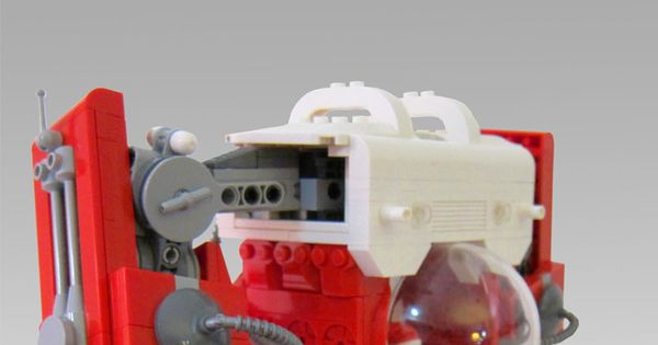 Lego santabot